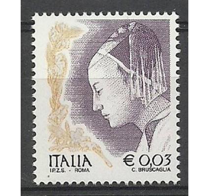 Znaczek Włochy 2002 Mi 2830IA Czyste **