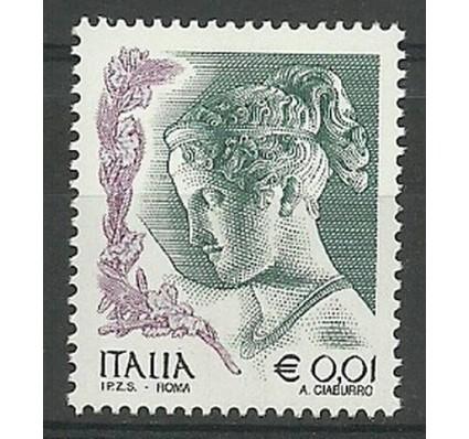 Znaczek Włochy 2002 Mi 2829IA Czyste **