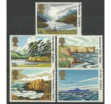 Znaczek Wielka Brytania 1981 Mi 879-883 Czyste **