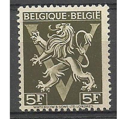 Znaczek Belgia 1944 Mi 706II Czyste **