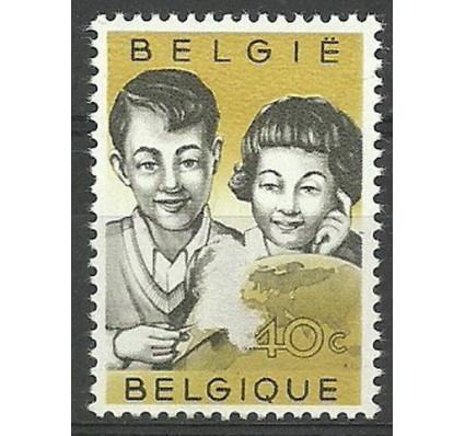 Znaczek Belgia 1960 Mi 1211 Czyste **