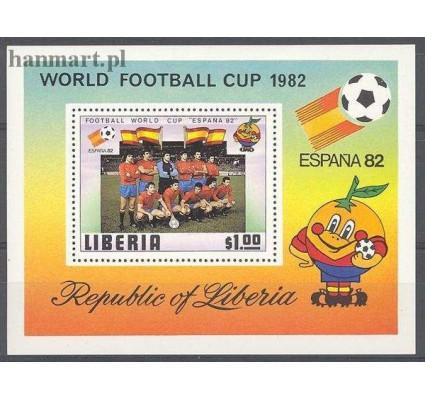 Znaczek Liberia 1981 Mi bl 96 Czyste **
