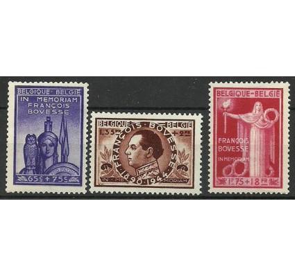 Znaczek Belgia 1946 Mi 766-768 Czyste **