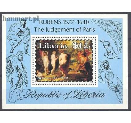Liberia 1985 Mi bl 110 Czyste **