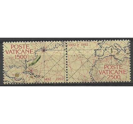Znaczek Watykan 1992 Mi 1056-1057 Czyste **