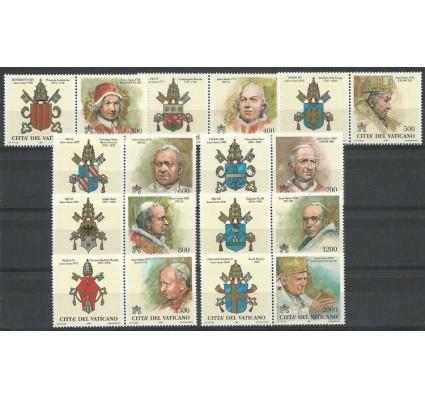 Znaczek Watykan 2000 Mi zf 1327-1335 Czyste **