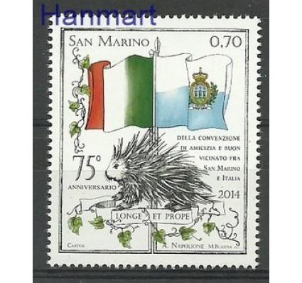 Znaczek San Marino 2014 Mi 2593 Czyste **