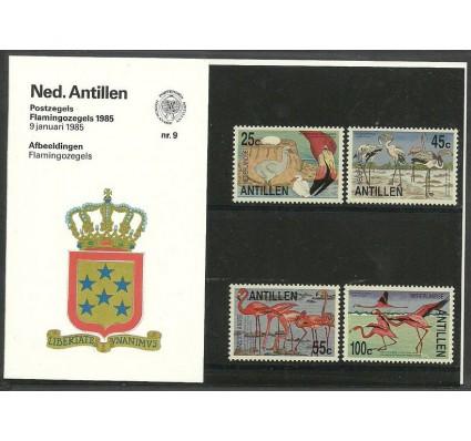 Znaczek Antyle Holenderskie 1985 Mi 545-548 Czyste **