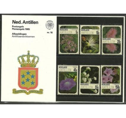 Znaczek Antyle Holenderskie 1985 Mi 569-574 Czyste **