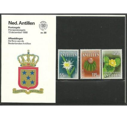 Znaczek Antyle Holenderskie 1988 Mi 649-651 Czyste **