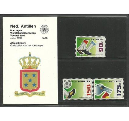 Znaczek Antyle Holenderskie 1994 Mi 806-808 Czyste **