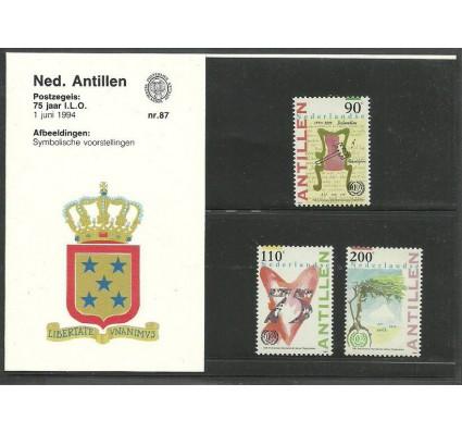 Znaczek Antyle Holenderskie 1994 Mi 809-811 Czyste **