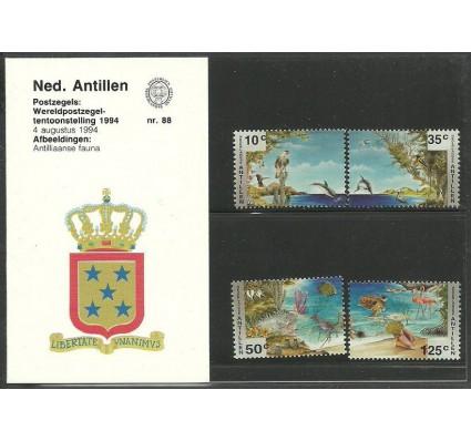 Znaczek Antyle Holenderskie 1994 Mi 812-815 Czyste **