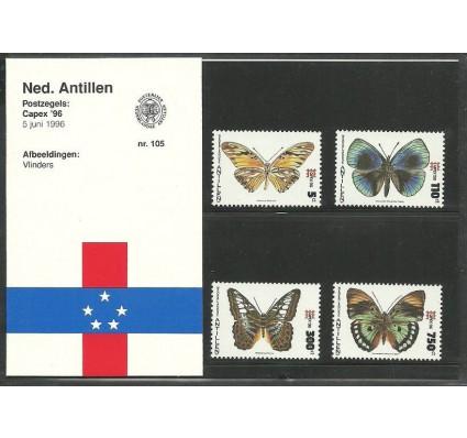 Znaczek Antyle Holenderskie 1996 Mi 866-869 Czyste **