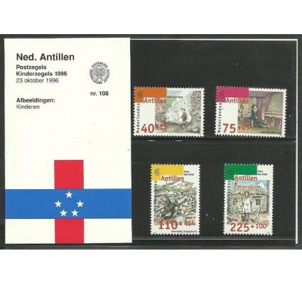 Znaczek Antyle Holenderskie 1996 Mi 878-881 Czyste **