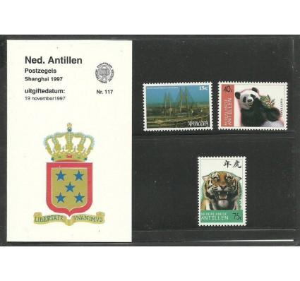 Znaczek Antyle Holenderskie 1997 Mi 937-939 Czyste **