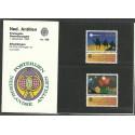 Antyle Holenderskie 1995 Mi zf 855-856 Czyste **