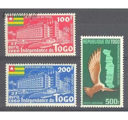 Znaczek Togo 1960 Mi 291-293 Czyste **