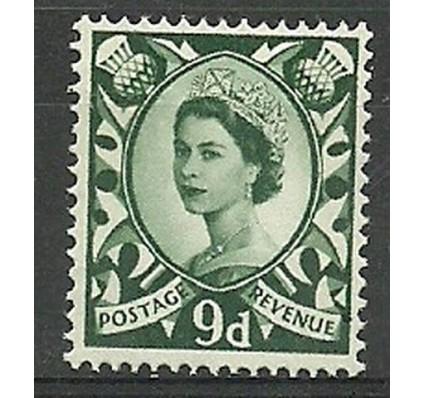 Znaczek Wielka Brytania 1970 Mi SKO13 Czyste **