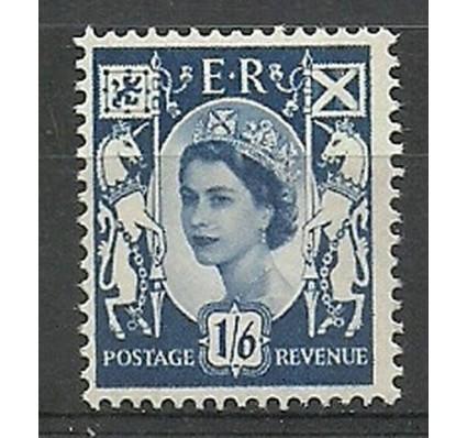 Znaczek Wielka Brytania 1968 Mi SKO11 Czyste **