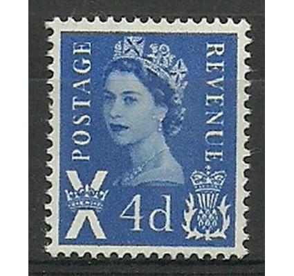 Znaczek Wielka Brytania 1966 Mi SKO4x Czyste **