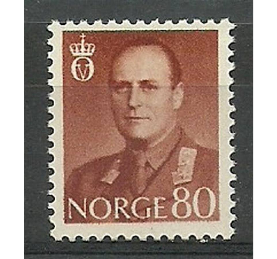 Norwegia 1960 Mi 425 Czyste **
