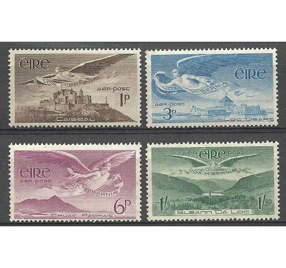 Irlandia 1948 Mi 102-105 Czyste **