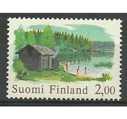 Znaczek Finlandia 1977 Mi 810y Czyste **