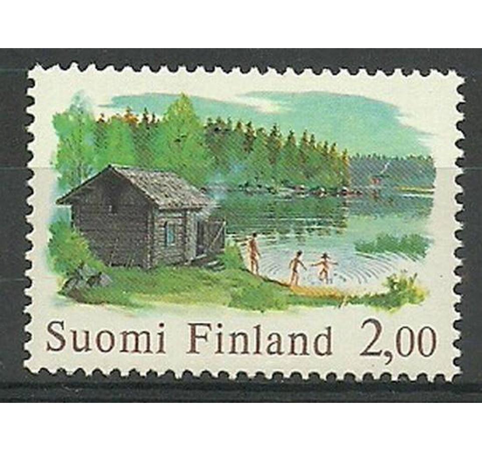 Finlandia 1977 Mi 810y Czyste **