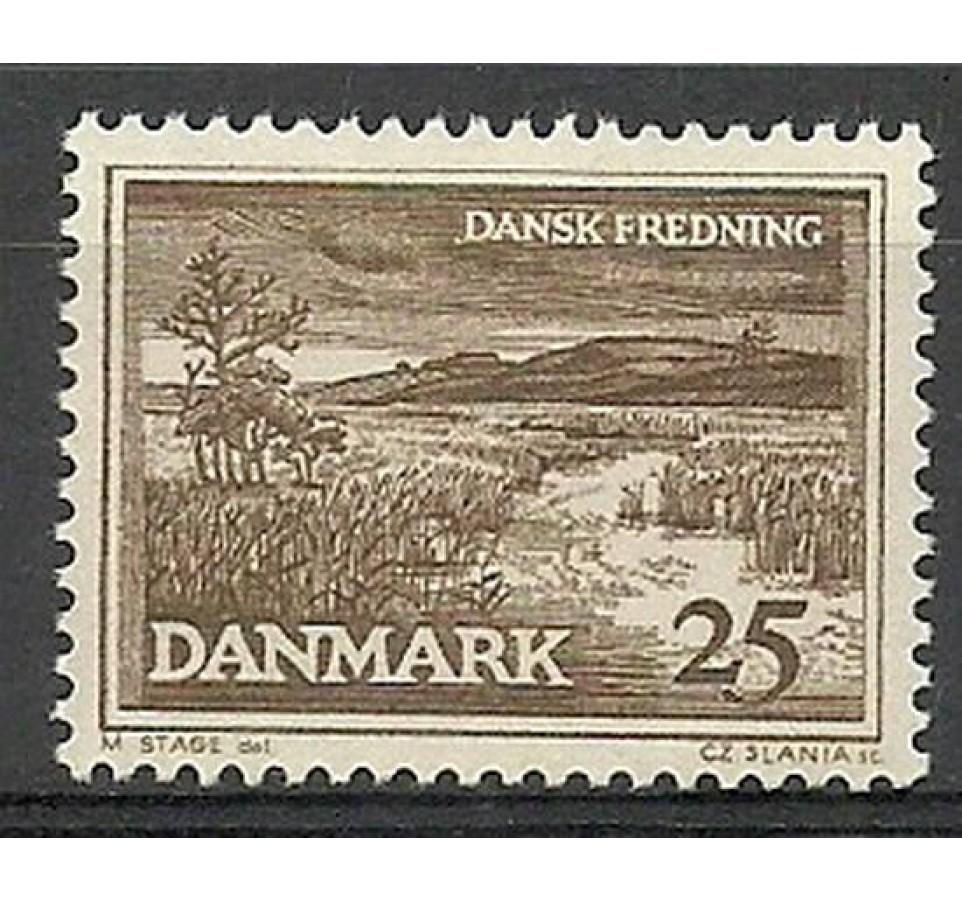 Dania 1964 Mi 425 Czyste **