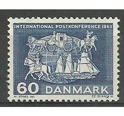 Znaczek Dania 1963 Mi 414 Czyste **