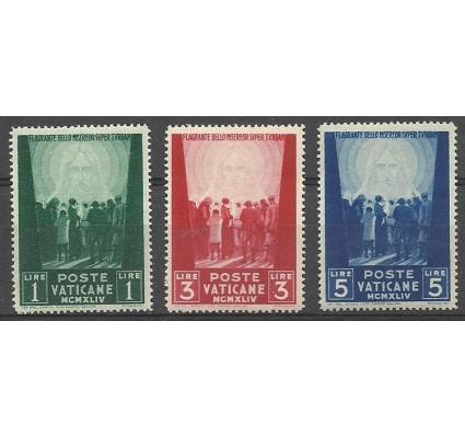 Znaczek Watykan 1945 Mi 113-115 Czyste **