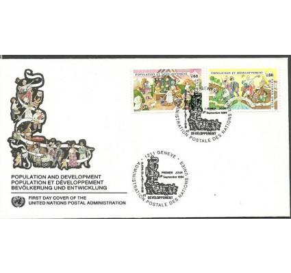 Znaczek Narody Zjednoczone Genewa 1994 Mi 254-255 FDC