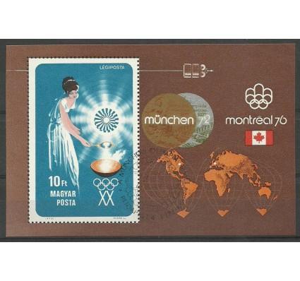 Znaczek Węgry 1973 Mi bl 96 Stemplowane