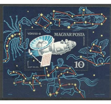 Znaczek Węgry 1973 Mi bl 95 Stemplowane