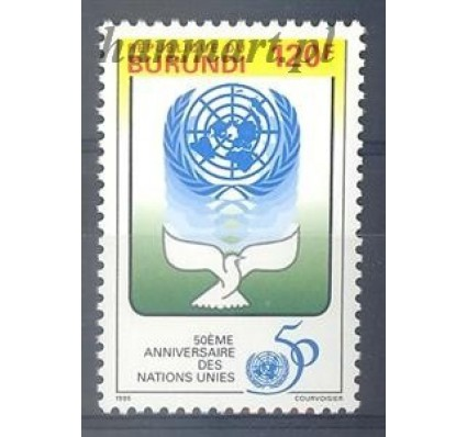Burundi 1995 Mi 1806 Czyste **