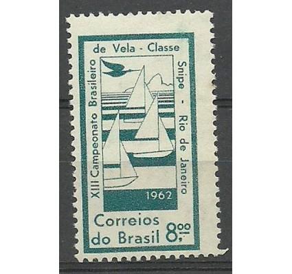 Znaczek Brazylia 1962 Mi 1019 Czyste **