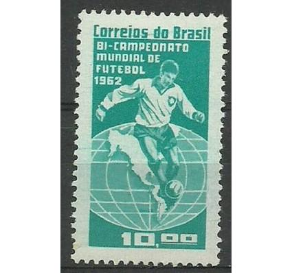 Znaczek Brazylia 1963 Mi 1027 Czyste **