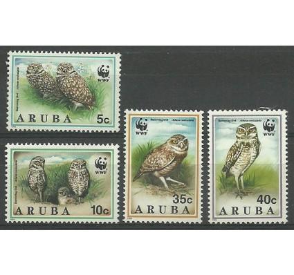 Znaczek Aruba 1994 Mi 134-137 Czyste **