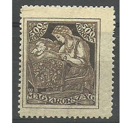Znaczek Węgry 1924 Mi 381 Z podlepką *