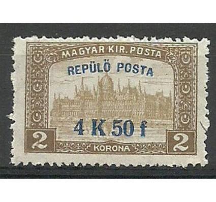 Znaczek Węgry 1918 Mi 211 Z podlepką *