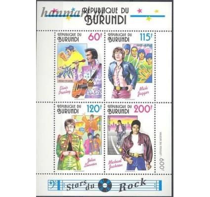 Znaczek Burundi 1994 Mi bl 136 Czyste **