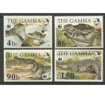 Znaczek Gambia 1984 Mi 517-520 Czyste **