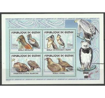 Znaczek Gwinea 2001 Mi ark 3430-3433 Czyste **