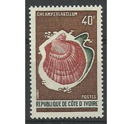 Znaczek Wybrzeże Kości Słoniowej 1971 Mi 393 Czyste **