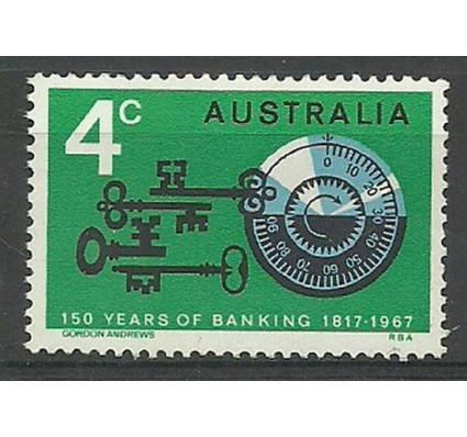Znaczek Australia 1967 Mi 386 Czyste **