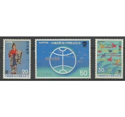 Znaczek Japonia 1975 Mi 1260-1262 Czyste **