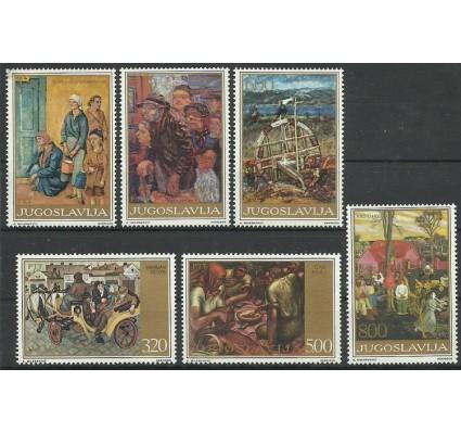 Znaczek Jugosławia 1975 Mi 1621-1626 Czyste **