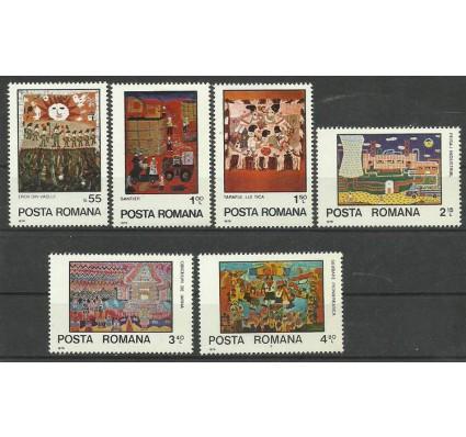 Znaczek Rumunia 1979 Mi 3573-3578 Czyste **