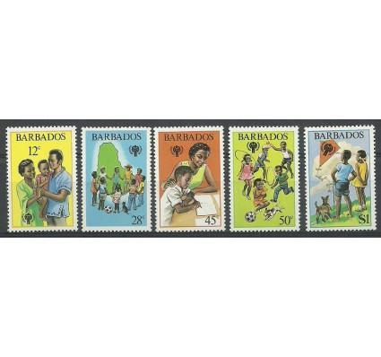 Znaczek Barbados 1979 Mi 489-493 Czyste **